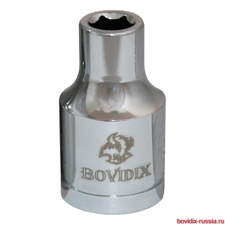 """Торцевая головка Bovidix на 1/2"""", 6 граней, 8 мм"""