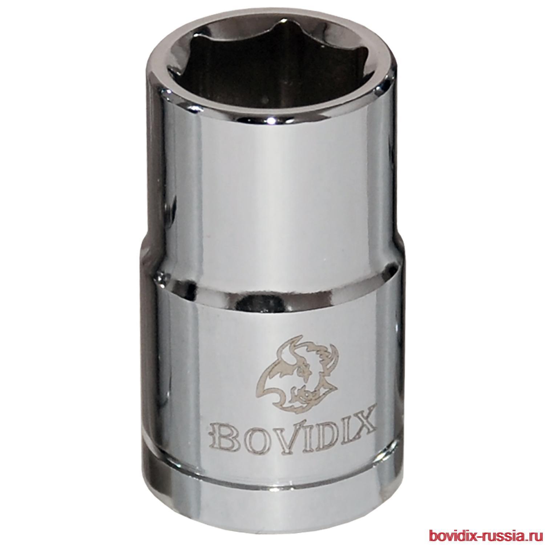 """Торцевая головка Bovidix на 1/2"""", 6 граней, 10 мм"""