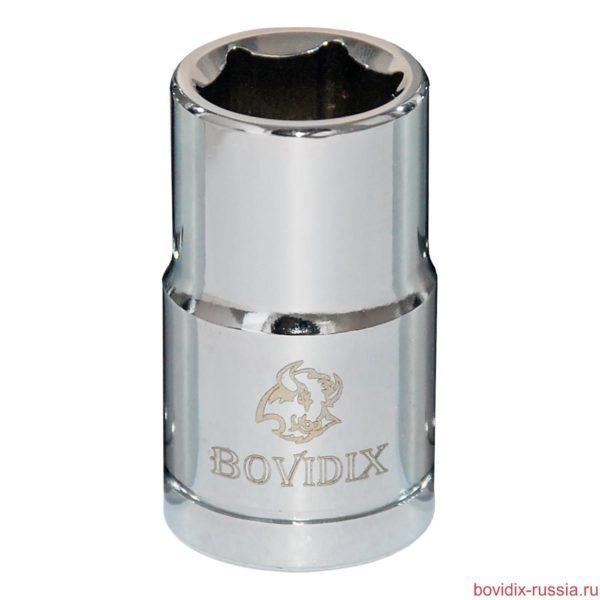 """Торцевая головка Bovidix на 1/2"""", 6 граней, 14 мм"""