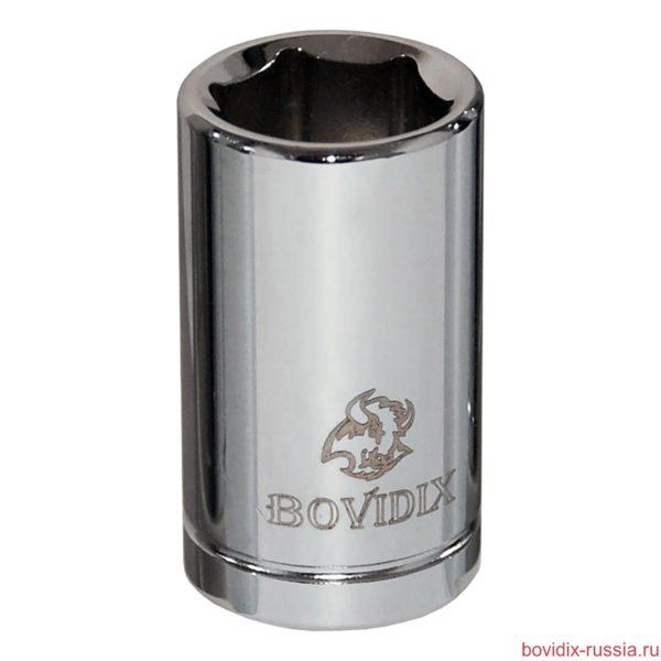 """Торцевая головка Bovidix на 1/2"""", 6 граней, 15 мм"""