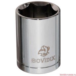 """Торцевая головка Bovidix на 1/2"""", 6 граней, 21 мм"""