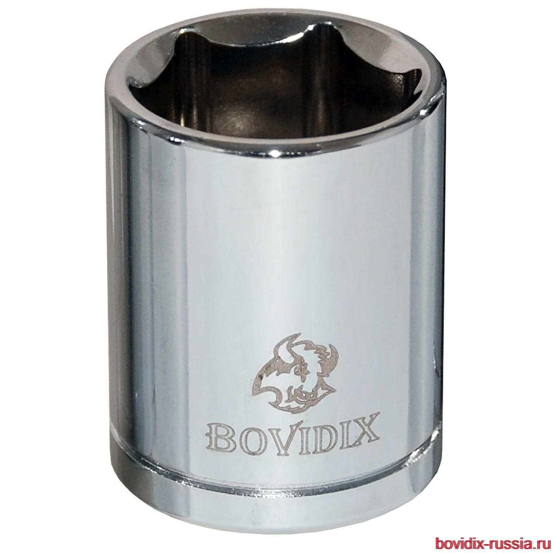 """Торцевая головка Bovidix на 1/2"""", 6 граней, 22 мм"""