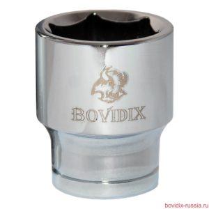 """Торцевая головка Bovidix на 1/2"""", 6 граней, 23 мм"""