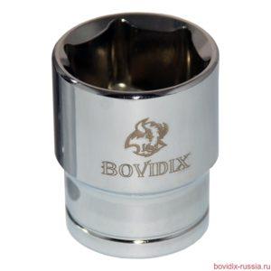 """Торцевая головка Bovidix на 1/2"""", 6 граней, 24 мм"""