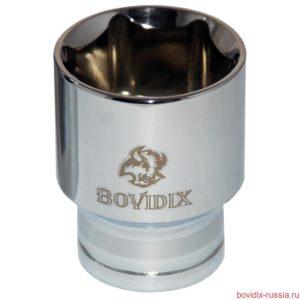 """Торцевая головка Bovidix на 1/2"""", 6 граней, 26 мм"""