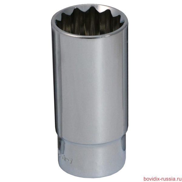 """Удлиненная торцевая головка 1/2"""" Bovidix, 24 мм"""