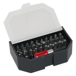 Набор бит Bovidix для отверток и шуруповертов из хром-молибденовой стали (Cr-Mo)
