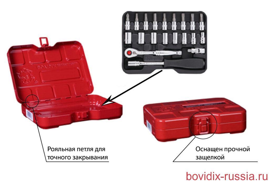 Металлический кейс Multibox® Small | Bovidix Russia