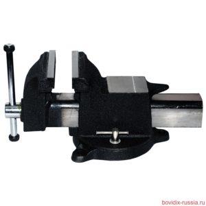 Тиски для слесарно-механических и сборочных работ с высокой нагрузкой