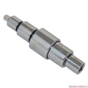 Набор из 5 адаптеров (переходников) Bovidix из хромо-ванадиевой стали (Cr-V)