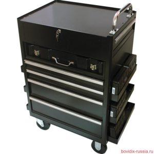 Инструментальная тележка на колесах с замками Multibox®