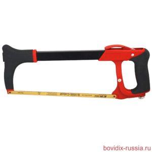 Ножовка по металлу Bovidix с регулируемой длиной полотна