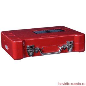 Металлический кейс для инструмента L (380 х 288 х 100 мм) Multibox® Bovidix