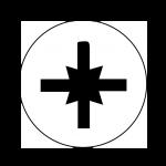 Шлиц PZ (Pozidriv)