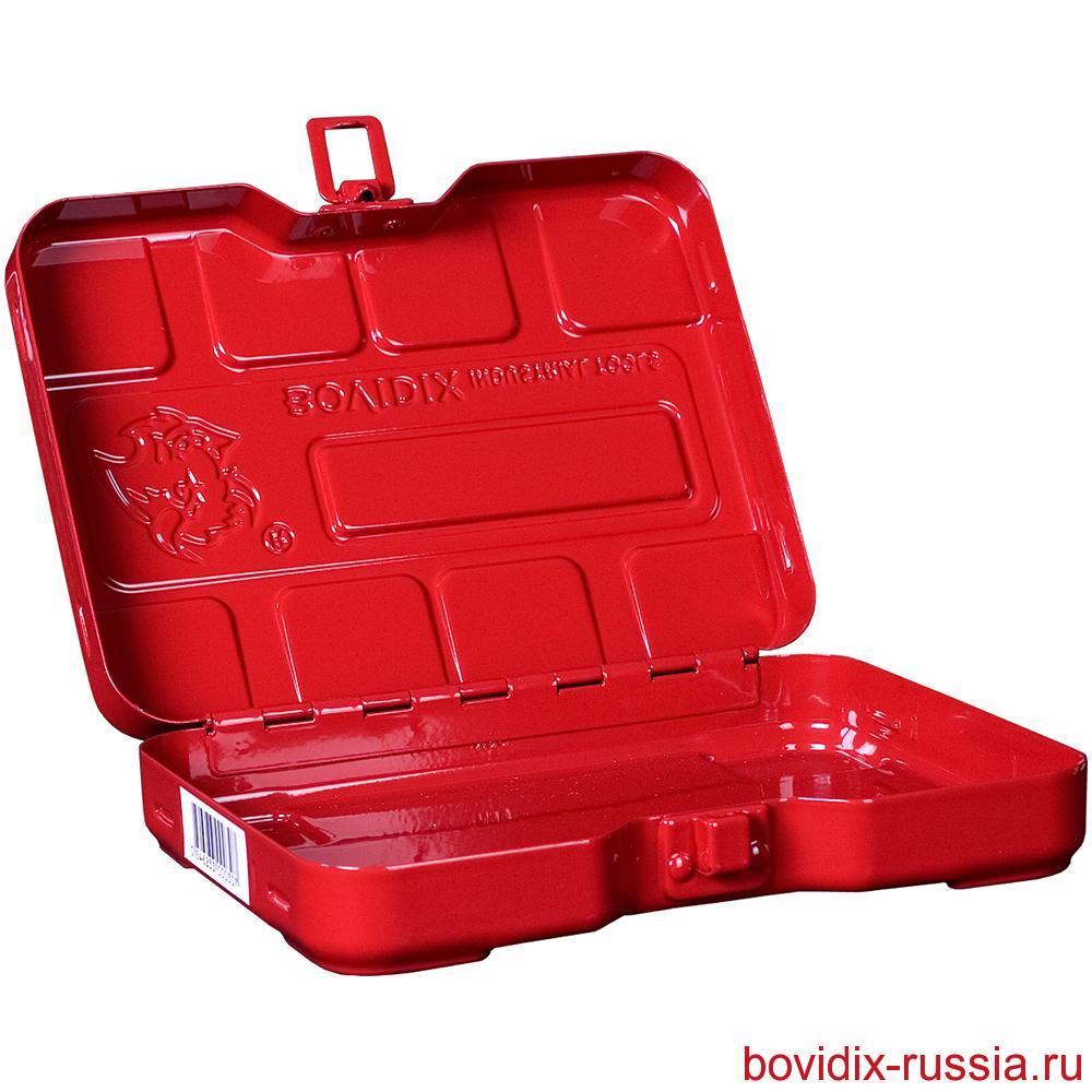 Металлический кейс для инструментов S (Small) Multibox® Bovidix